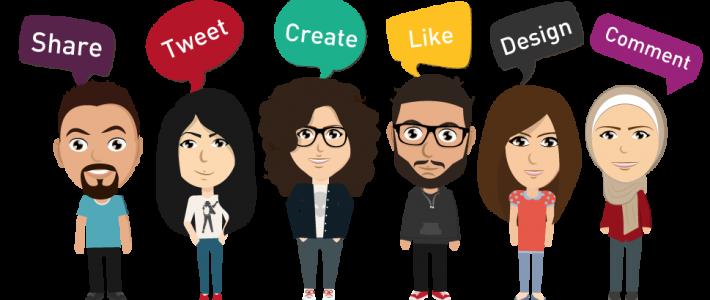 آگهی جذب نیرو – تولید کننده محتوا برای شبکههای اجتماعی