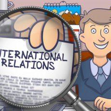 آگهی جذب نیرو- مسئول روابط بین الملل